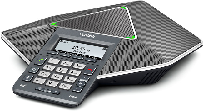 CP860 IP Conference Phone